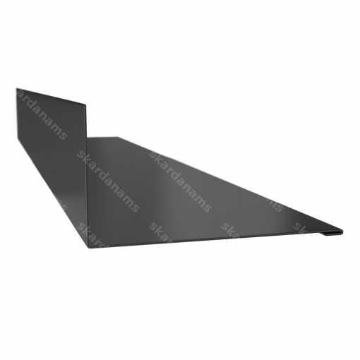 Kampai tipas 3. Roof components. Bending. Sheet metal.