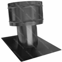 Stogo ventiliacijos dangtis tipas 1. Stogo elementai.